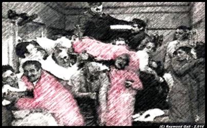 Camarote Hermanos Marx Gay - (C) Raymond Gali