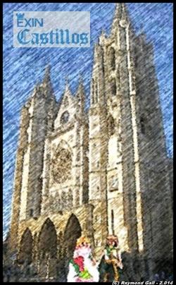 Catedral León Exin Castillos - (C) Raymond Gali