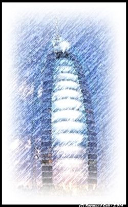 Hotel Dubaití 7 estrellas - (C) Raymond Gali