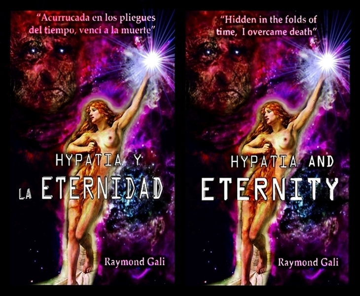 Hypatia y la eternidad - Hypatia and eternity - Raymond Gali