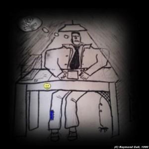 El último caso de Sack Woodman - Raymond Gali