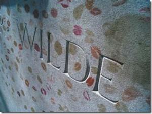 Lápida Wilde - Oscar Wilde - Especulación Científica - Raymond Gali
