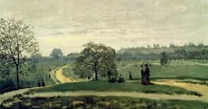 Monet Hyde Park - Oscar Wilde - Especulación Científica - Raymond Gali