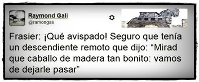 Aventuras Peregrinas - Raymond Gali - FraisierCaballodeTroya