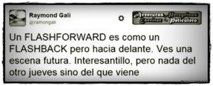 Aventuras Peregrinas - Raymond Gali - FlashForward